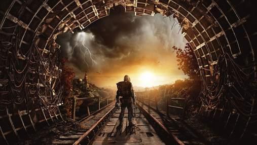 Гра Metro: Exodus отримала тисячі позитивних відгуків у Steam