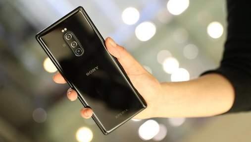 Флагман Sony Xperia 1 представили официально: 4К-дисплей, 52-Мп камера и другие особенности