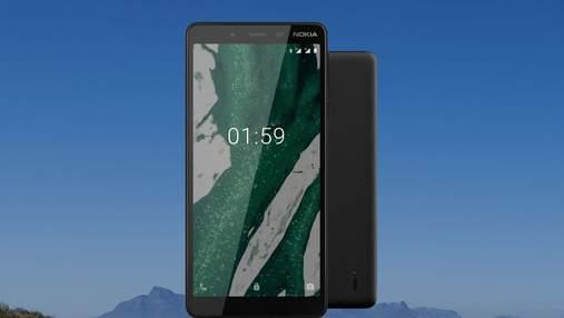 Бренд  Nokia випустив смартфон за 99 доларів