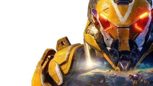 Anthem  оцінили найнижче з усіх ігор студії Bioware
