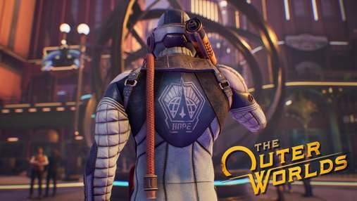 The Outer Worlds: трейлер, дата выхода игры и первые отзывы критиков