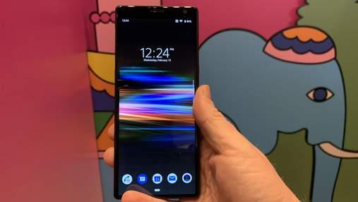 Sony Xperia 10 и Xperia L3: дата старта продаж и цена в Украине