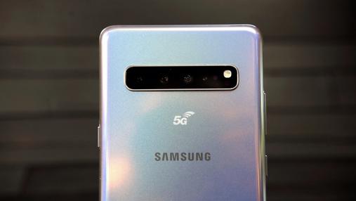 Как работает смартфон Samsung Galaxy S10 5G: захватывающее видео