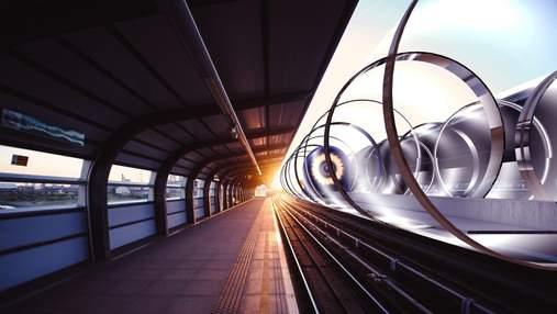 Запуск Hyperloop на крок ближче: у Франції завершують будівництво швидкісної траси
