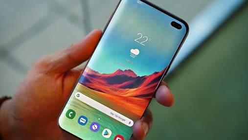 Яка собівартість смартфона Samsung Galaxy S10+: неочікувані цифри