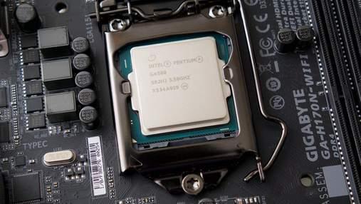 """Intel """"поховає"""" два десятка процесорів сімейства Skylake-S"""