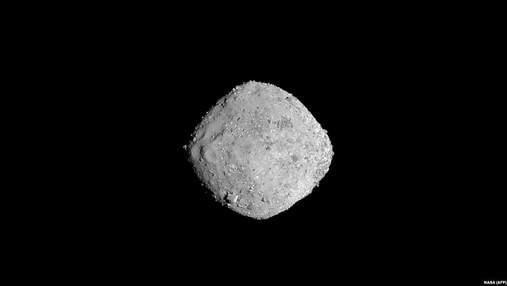 Вчені виявили тривожний факт про астероїд Бенну