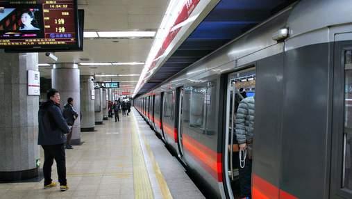 В Китае можно оплатить проезд через систему распознавания лиц