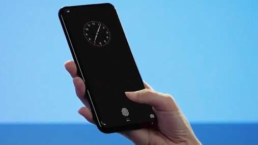 Qualcomm випустить покращений підекранний сканер відбитків пальців: деталі