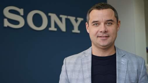 Как выглядит украинский пользователь смартфонов Sony: интервью с главой компании в Украине
