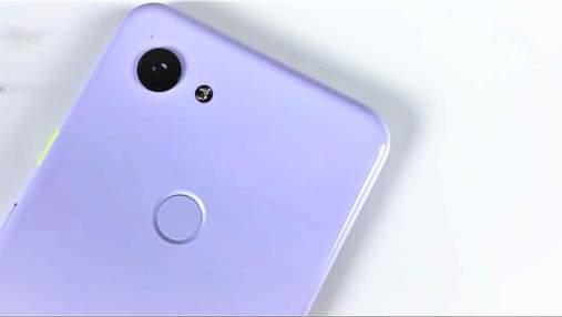Бюджетные смартфоны Google Pixel 3a и Pixel 3a XL полностью рассекретили до анонса