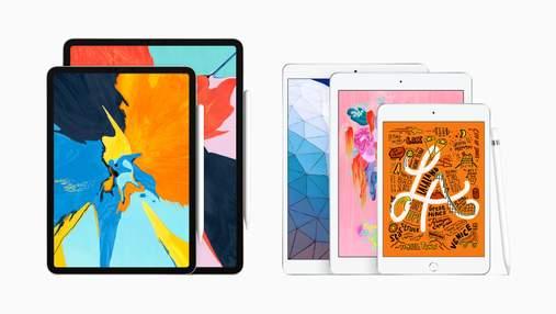 Сколько новые Apple iPad mini и iPad Air стоят в Украине: цены
