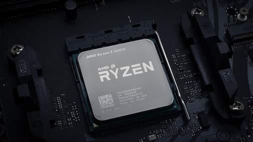 AMD знизила ціни на процесори Ryzen 2000