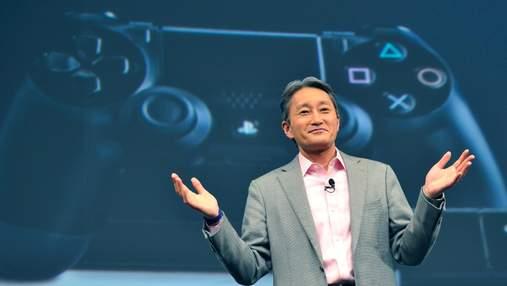 Глава Sony Кадзуо Хираи пошел в отставку