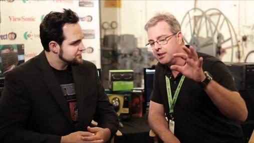 Розробник з NVIDIA  працюватиме над відеокартами Intel