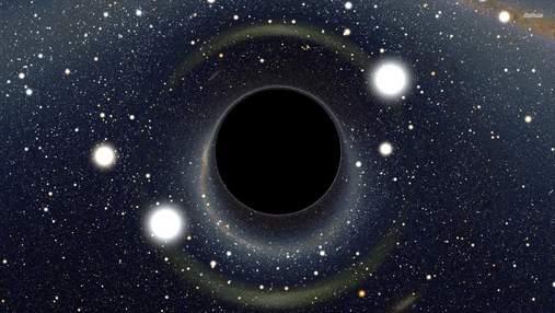 Вчені можуть показати перший знімок чорної діри