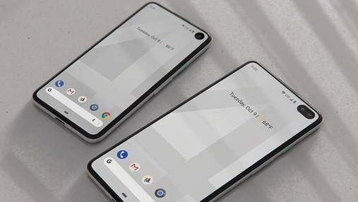 """Смартфони Google Pixel 4 знову """"засвітилися"""" в мережі"""