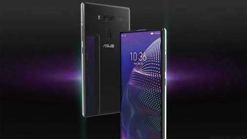 Фото дня: ASUS готує новий смартфон з оригінальним слайдером