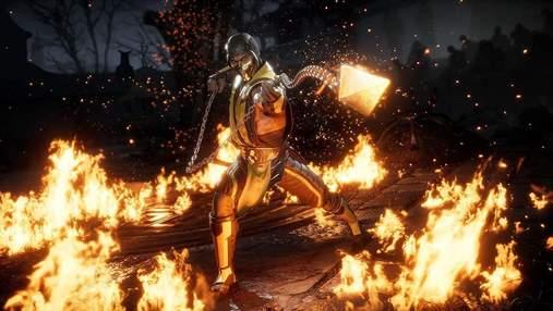 Легендарная игра Mortal Kombat 11 не появится в Украине: в чем причина