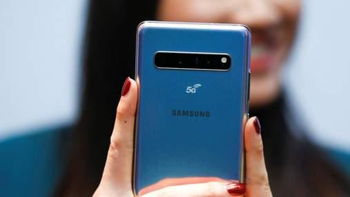 Смартфон Samsung Galaxy S10 5G встановив неймовірний рекорд