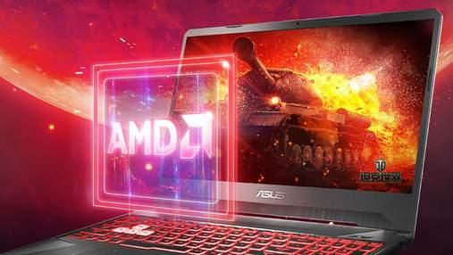 ASUS представила игровой ноутбук с видеокартой NVIDIA GTX 1050: особенности и цена