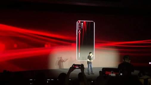 Смартфон Lenovo Z6 Pro з 4 камерами представили офіційно:  характеристики і ціна