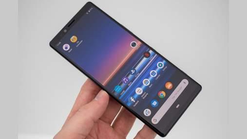 Смартфон Sony Xperia 2 выйдет с двумя дисплеями