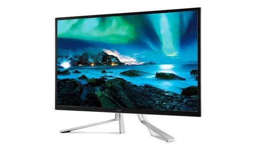 Acer представила новый 4К-монитор: характеристики и цена