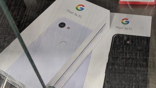 """""""Бюджетні"""" смартфони Google Pixel 3a та Pixel 3a XL надійшли у продаж до презентації"""