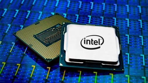 Перші характеристики процесорів Intel 10 покоління з'явились в мережі