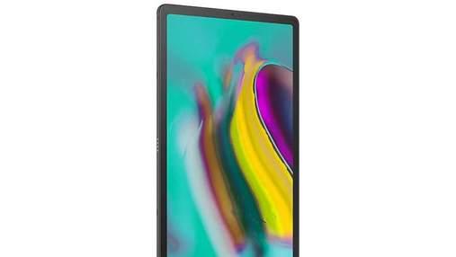 Планшет Samsung Galaxy Tab S5e поступил в продажу в Украине: цена