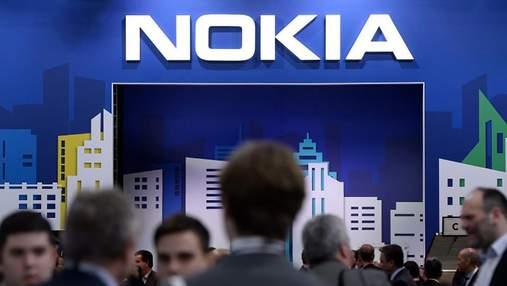 Nokia передасть деякі права власності російській компанії