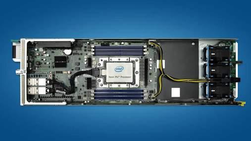 """Intel """"відправить на покій"""" кілька моделей процесорів Xeon Phi"""