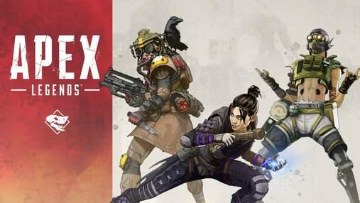 Популярна гра Apex Legends вийде на iOS та Android