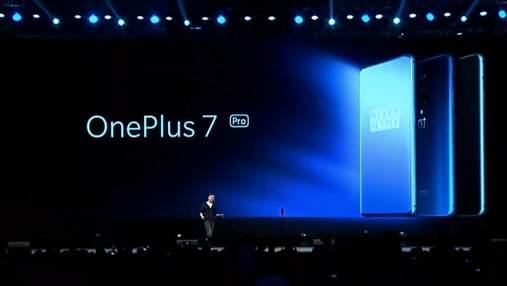 OnePlus 7 представили офіційно: характеристики і ціна нового вбивці флагманів