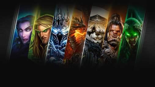 Коли запустять класичну гру World of Warcraft: офіційна заява Blizzard