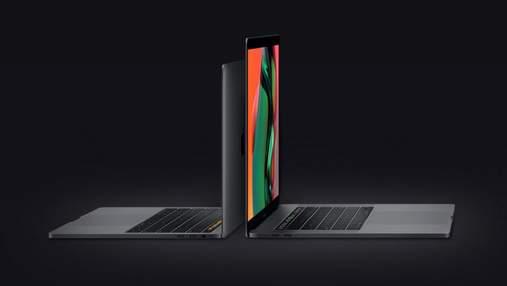 Apple представила обновленный MacBook Pro с 8-ядерным процессором