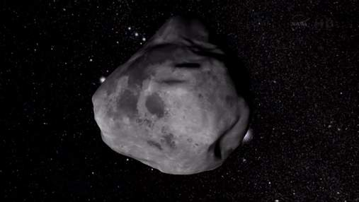 Повз Землю пролетить незвичайний астероїд