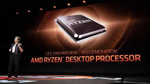 Розблокований множник та приємна ціна: процесори AMD Ryzen 3000 анонсували офіційно