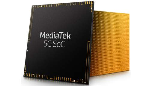 MediaTek представила новий інноваційний 5G-процесор для бюджетних смартфонів