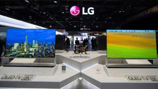 Первый в мире 8K OLED-телевизор от LG поступил в продажу: цена шокирует