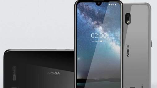 Nokia 2.2 можна купити в  Україні: ціна смартфона дуже доступна