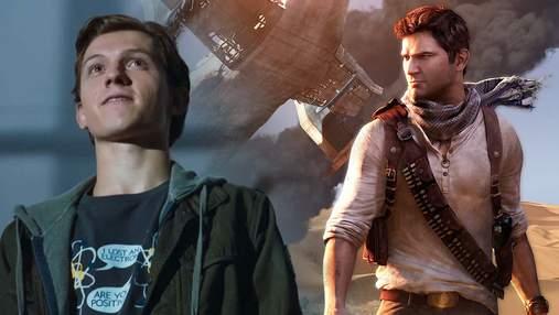 Sony объявила дату выхода фильма Uncharted: детали