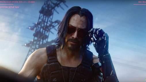 Дата виходу гри Cyberpunk 2077 та новий трейлер