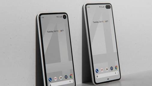 """Смартфон Google Pixel 4 XL засвітився на """"живому"""" відео"""