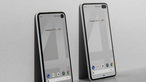 "Смартфон Google Pixel 4 XL засветился на ""живом"" видео"