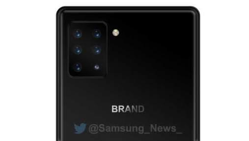 Рекорд для рынка: Sony готовит смартфон с 6 камерами