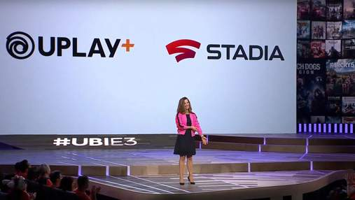 Ubisoft офіційно представила сервіс UPlay Plus: переваги та ціна підписки