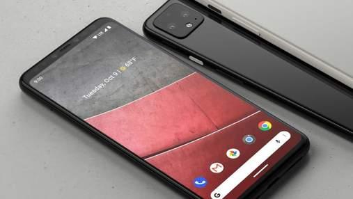 Новий витік розкрив деякі особливості дизайну смартфона Google Pixel 4