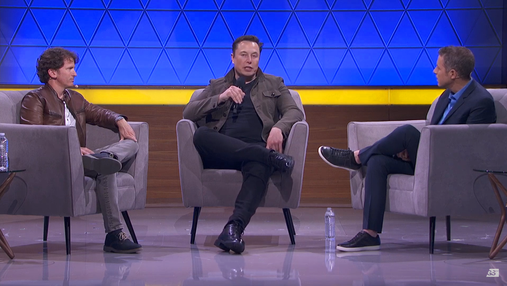 Илон Маск рассказал о своем геймерском опыте